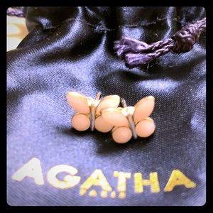 Agatha Paris earrings